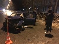 Фото: перекресток Предтеченской и Новолучанской подтвердил репутацию опасного места