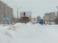 Фоторепортаж: снег в Великом Новгороде в виде испытания