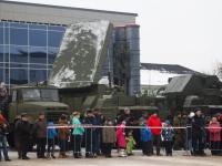 Фото: в Валдае отметили 100-летие ракетного зенитного полка