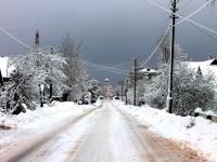 Фотофакт: зимняя красота по-валдайски