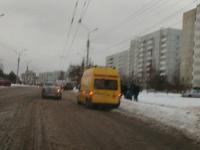 На улице Великого Новгорода в ДТП на пешеходном переходе  пострадал ребенок