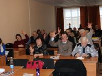 Новгородская писательская организация сумела преодолеть кризис