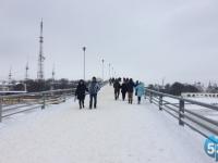 Новгородскому «горбатому» мосту стукнуло 30 лет