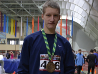 Новгородские легкоатлеты выиграли медали в Бресте и почтили память защитников Родины