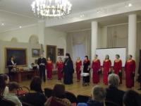 Об удивительном совпадении говорили на фестивале фильмов об истории и искусстве Великого Новгорода