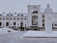 Подземный переход на новгородском вокзале приведут в «эстетический вид»