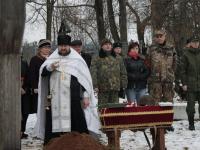 Погибший в бою с японцами на острове Шумшу новгородский солдат обрел покой в родной земле