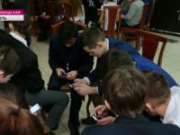 Предприимчивые новгородские и псковские школьники из города 404 ждут финальных результатов