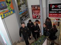 Рейд в новгородском ТЦ «Волна» очень удивил судебных приставов