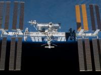 Сегодня и в другие дни декабря новгородцы могут наблюдать Международную космическую станцию