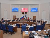 Сегодня Новгородская областная Дума рассмотрит ряд важных для региона и интересных вопросов