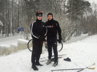 Сегодня открылись парк в Боровичах и сквер в Великом Новгороде
