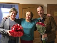 Сегодня отмечает юбилей редактор старейшей православной телепрограммы Новгородской области