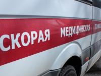 В деревне Шолохово под Новгородом столкнулись две легковушки