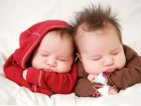 В этом году в Новгородской области родилось 88 двоен и две тройни