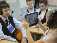 В классические стены новгородских и всех российских школ придет новое цифровое содержание