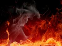 В результате пожара жилого дома в Великом Новгороде есть пострадавшие