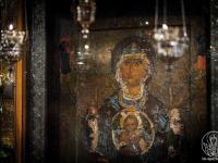 В Софийском соборе прошли праздничные богослужения в честь главной новгородской святыни