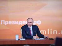 ВЦИОМ назвал три самые рейтинговые темы ПКФ Владимира Путина