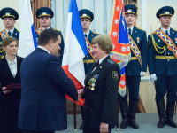 Высокую награду от президента получила новгородский судебный пристав с приставкой «супер»
