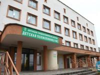 Злоумышленник похитил телевизор из детской поликлиники на Кочетова и помахал в видеокамеру рукой