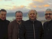 Знаменитый «Терем-квартет» прислал новгородскому «Параду оркестров» весёлый видеопривет из Японии