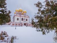 1 января митрополит Лев молился в Иверском монастыре о мире и благоденствии в новом году
