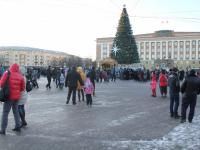 7 января в Великом Новгороде: Рождество Христово