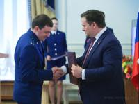 Андрей Никитин поблагодарил прокуратуру за эффективную совместную работу