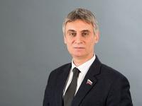 Андрей Никитин поздравил сенатора Сергея Фабричного с Днем рождения