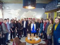 Андрей Никитин встретился с новгородской молодежью: фоторепортаж