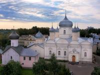 Батюшка из Покровского собора приступил к работе в новгородском УФСИН