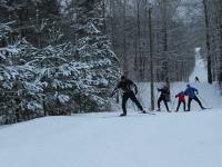 Энтузиасты из Валдая собирают средства на содержание самой протяжённой в городе лыжной трассы