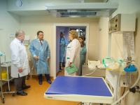 Губернатор Новгородской области посетил роддом после сообщений СМИ о росте младенческой смертности