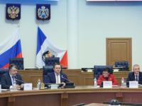 Губернатор поставил задачу обеспечить сырьём крупных лесопереработчиков Новгородской области