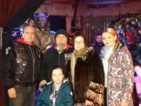 Как Оксана Сас и дети-инвалиды попали к «Ночным волкам»