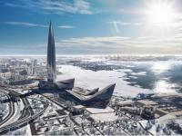 Небоскреб Лахта Центра стал самым высоким зданием в Европе