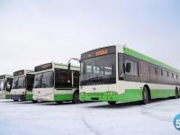 Новгородским водителям придется привыкать к размерам столичных автобусов на наших дорогах