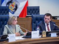 Осенняя гостья Великого Новгорода Людмила Огородова может стать томским вице-губернатором