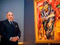 Портал для деловой элиты рассказал о коллекции картин владельца группы «Акрон» Вячеслава Кантора