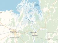 Расширяется район поиска рыбаков, пропавших в Новгородской области
