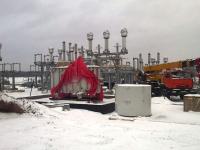 В «Новгородэнерго» рассказали о ходе работ по обеспечению скоростной трассы М 11 электроснабжением