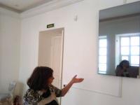 В старорусском музее романа «Братья Карамазовы» появилось волшебное зеркало