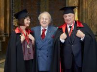Владелец «Акрона» стал Почётным членом Российской академии художеств
