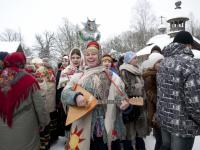 8 января состоится праздник «Святки в Витославлицах»