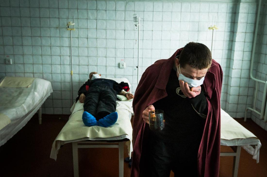 В Новгородской области с начала года принудительно госпитализирован пятый больной туберкулезом