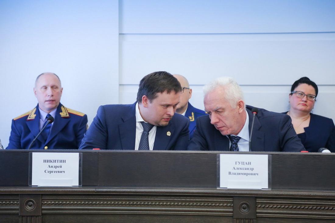 Полпредом президента в СЗФО стал Александр Гуцан