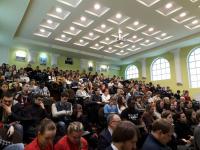 Более 2500 новгородских студентов научились наблюдать за выборами