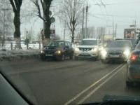 Маленькая авария у НовГУ выросла сегодня вечером в большую проблему