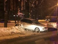 Две женщины получили травмы в аварии на улице Большой Санкт-Петербургской